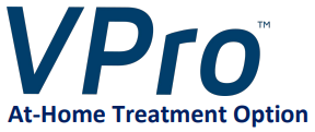 VPro At Home Treatment Option
